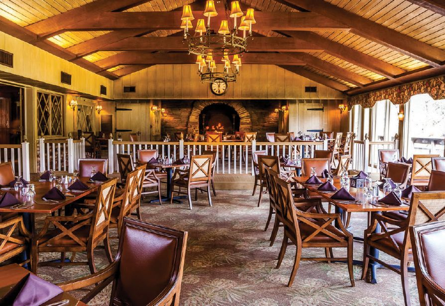 Open Daily To Resort Guests Club Members And Local Diners The Crest Dining Room Offers Gourmet Fare Suitable For Any Taste Dinner Menu Varies Nightly